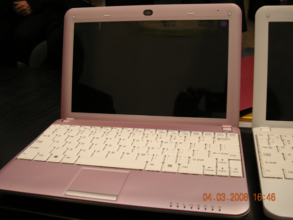 Netbook MSI Wind