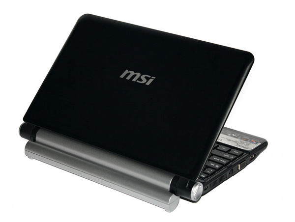 Cover del netbook MSI Wind U160MX