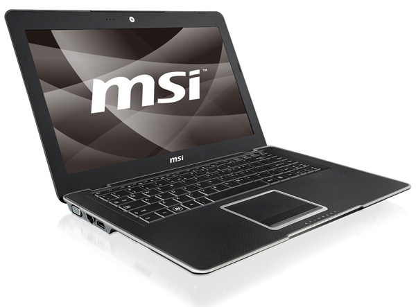 MSI X-Slim X410