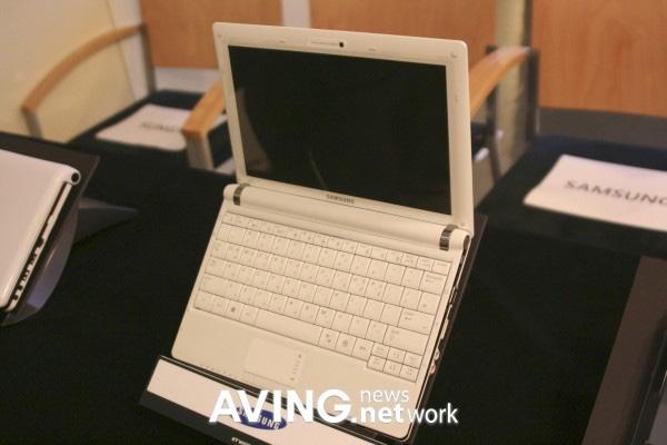 Netbook Samsung con Intel Atom