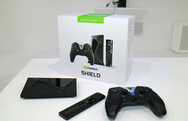 NVIDIA SHIELD TV, disponibile anche in Italia