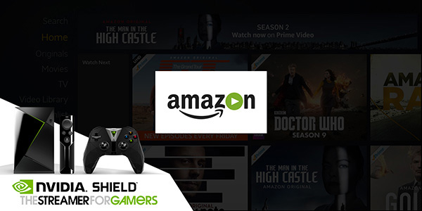 Amazon Prime Video su SHIELD