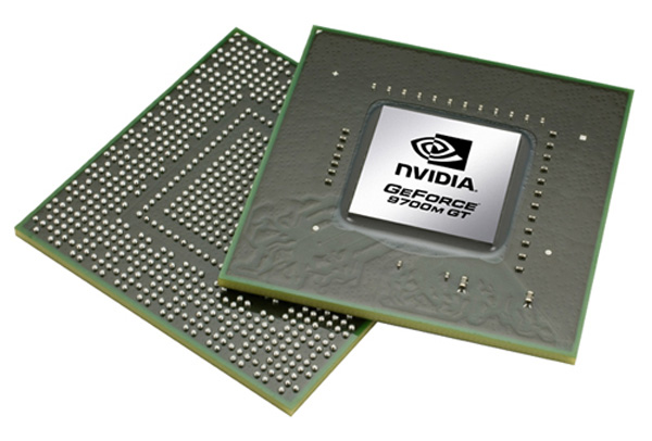 Nvidia GeForce 9700m GT