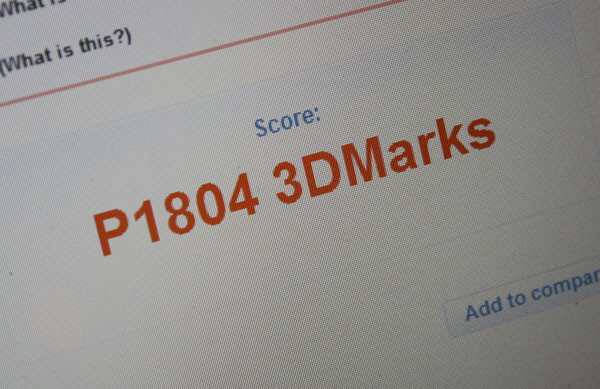 3DMark 11 Performance su Nvidia GeForce GT 640M