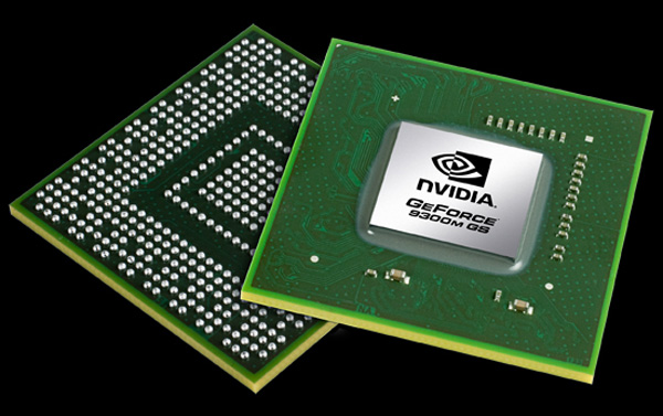 Nvidia GeForce 9300M