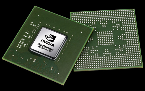 Nvidia GeForce 9650M