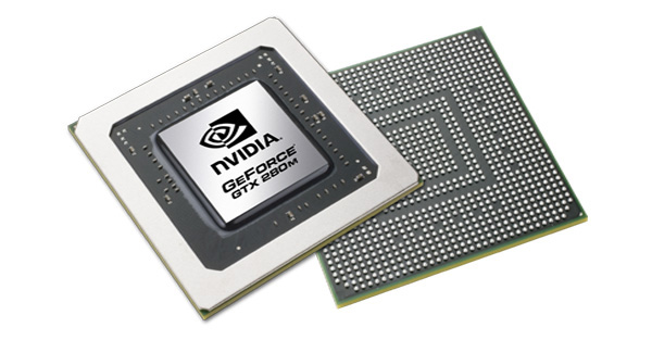 Nvidia GeForce GTX 280M