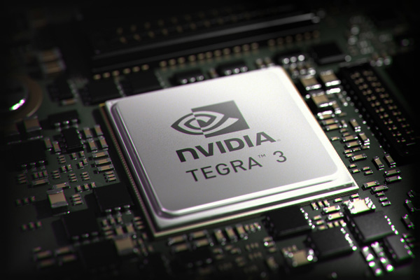 Processore Nvidia Tegra 3 quad-core