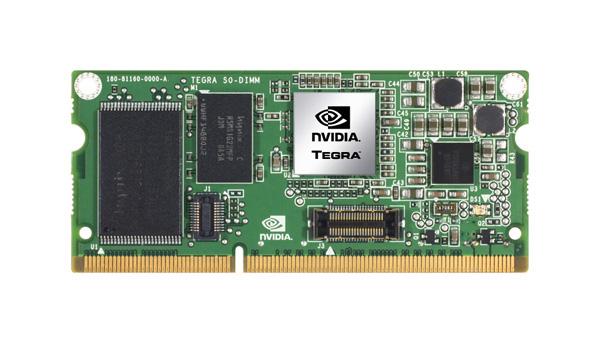 Piattaforma Nvidia Tegra 650