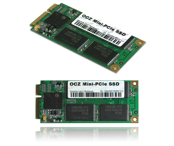 OCZ SSD Mini PCI-Express