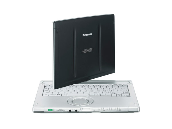 Panasonic Toughbook CF-C1 retro
