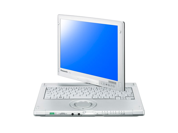 Panasonic Toughbook CF-C1 frontale