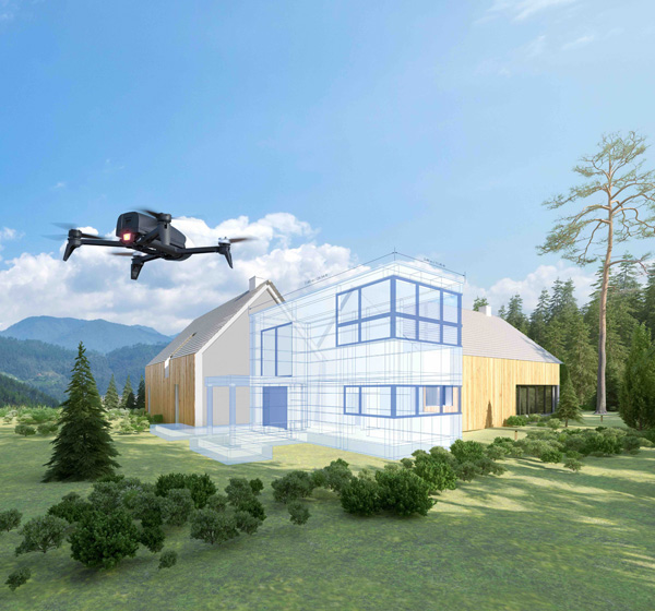 Parrot: tre nuovi droni professionali per agricoltura e settore edile
