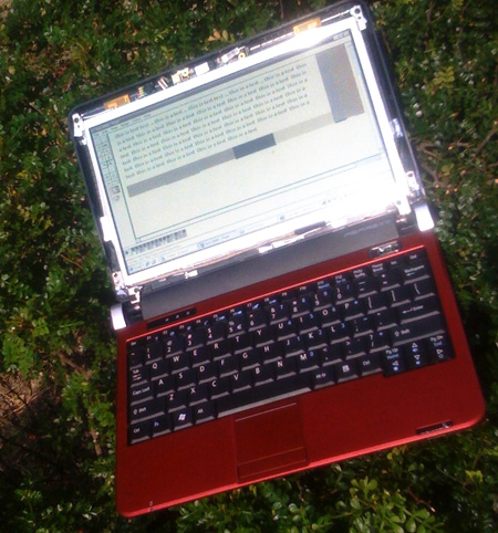 Netbook con 3Qi