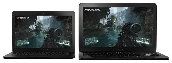 Razer blade 14 e blade pro 17 gaming notebook notebook for Comparatif ecran pc 27