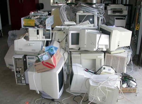 riciclaggio di personal computer