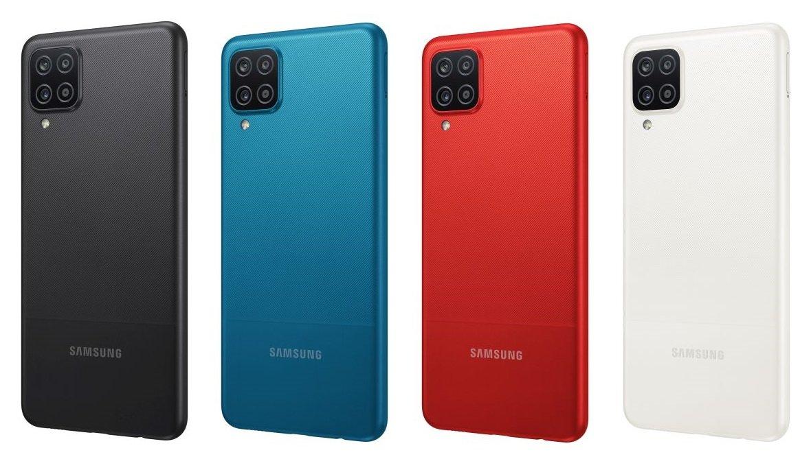 Samsung presenta Galaxy A12 e Galaxy A02s, in arrivo nel 2021