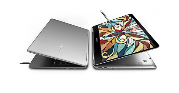 Samsung Notebook 9 Pro: nuovi laptop convertibili con supporto ad S Pen