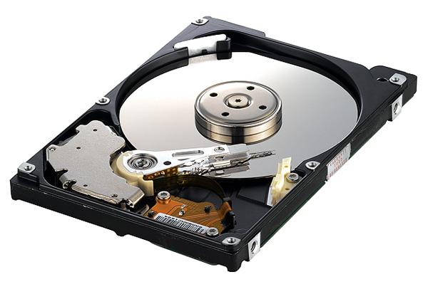 Новый HDD от Seagate