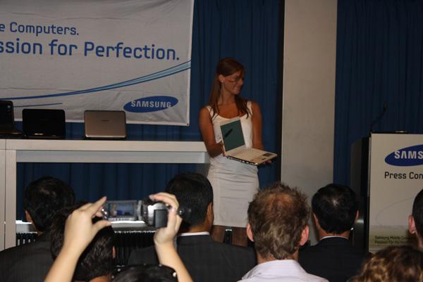 Samsung evento
