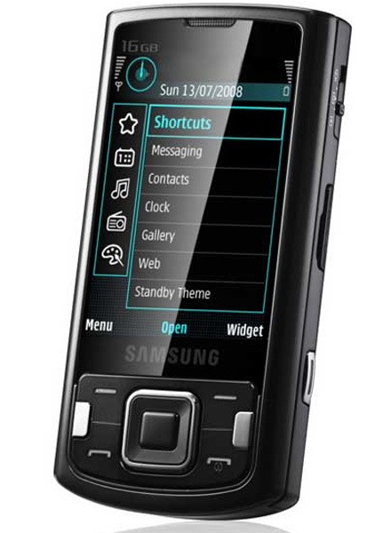 Samsung Innov8 smartphone