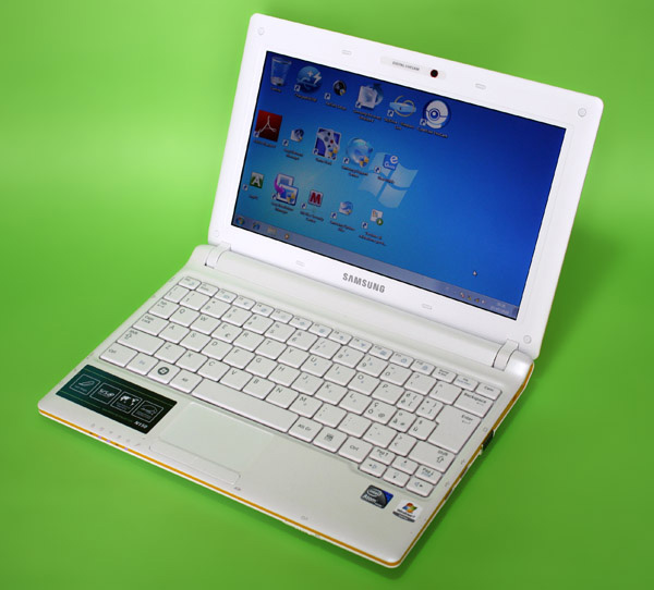 Windows 7 sul Samsung N150 Corby