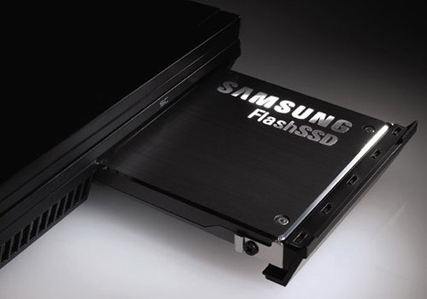 SSD Samsung su notebook Dell