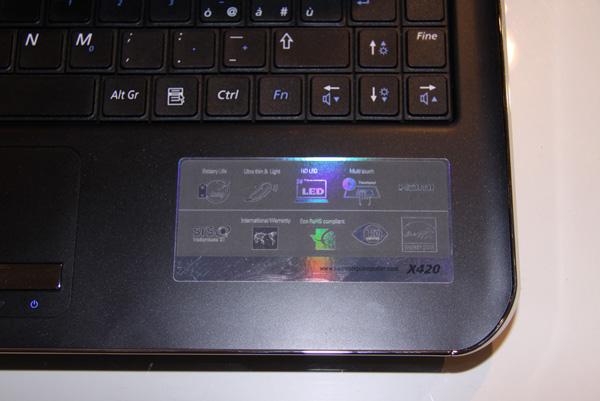 Samsung X420