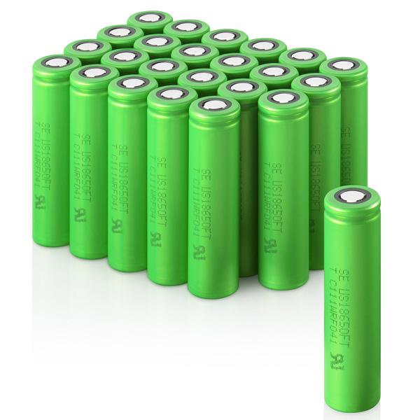 Nuova batteria Sony Olvine