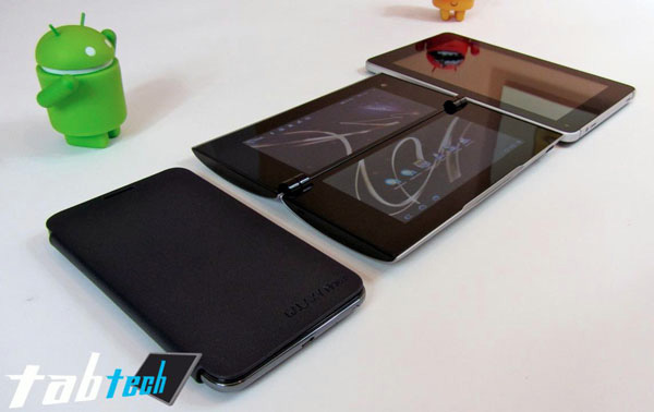 Tablet Sony P a confronto con altri tablet