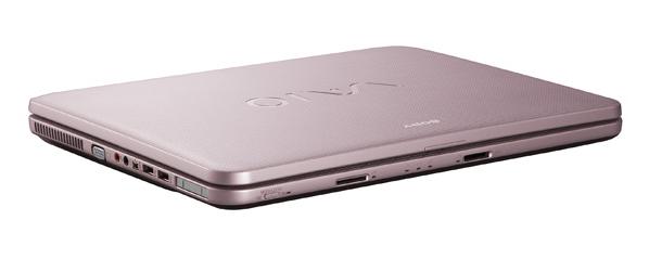 Sony VAIO NS31 rosa