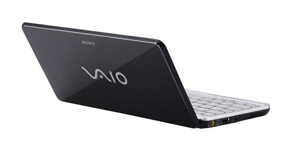 Netbook Sony VAIO P nero