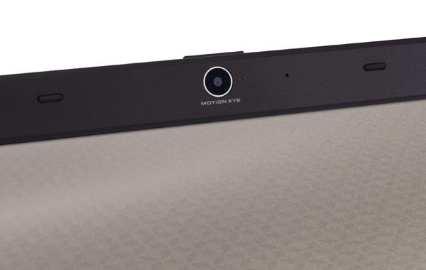 Sony Vaio W webcam