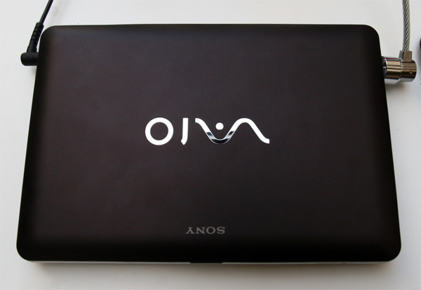 Cover Sony VAIO W Cocoa Brown