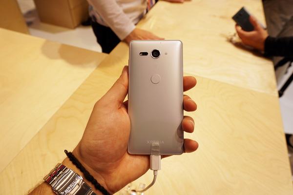 Sony presenta XZ2 e XZ2 Compact | MWC 2018