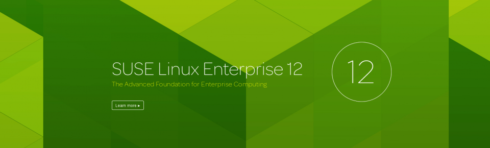 SUSE Linux Enterprise 12