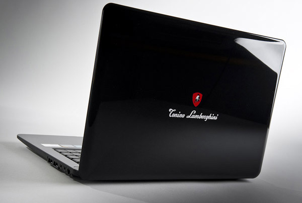 Notebook Tonino Lamborghini Slim