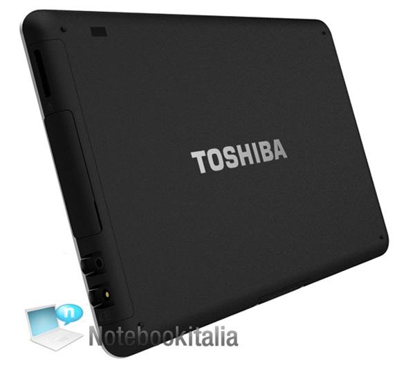 Cover del Toshiba Folio 100