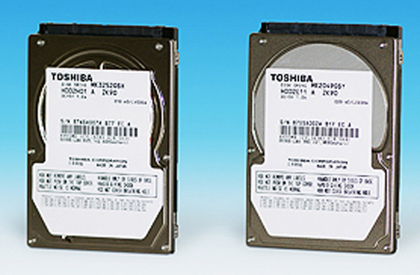 Hard disk Toshiba 
