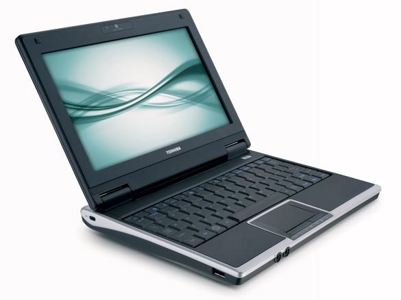 Toshiba MB105 netbook