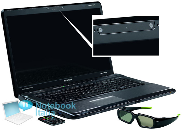 Toshiba Satellite P775 3D