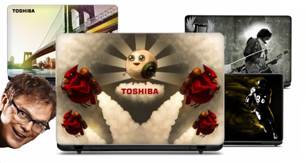 Toshiba Satellite Natural Selection