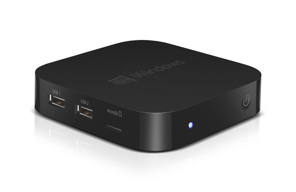 Trekstor MiniPC W1 è destinato a Windows 10