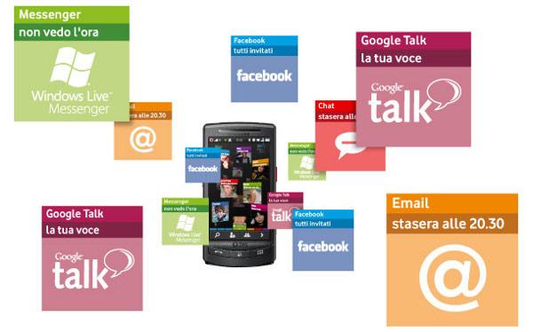 Vodafone 360 piattaforma aperta per applicazioni e servizi