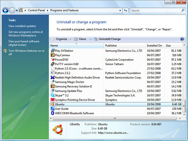 Guida Installare Ubuntu Linux Sul Portatile Con Wubi Notebook