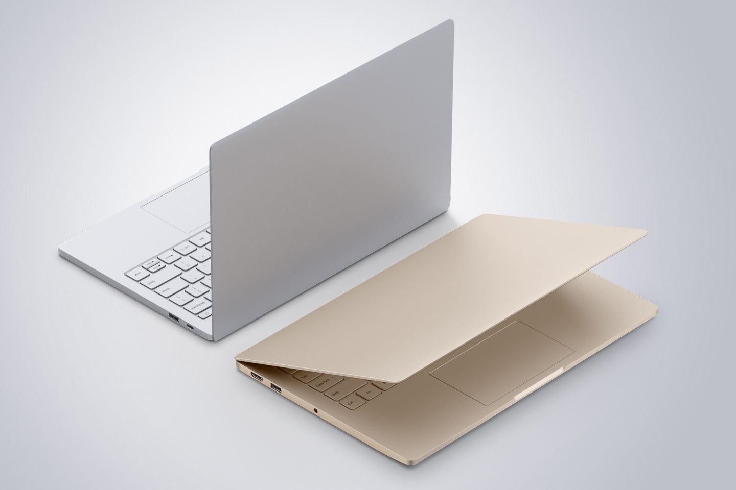 Xiaomi Mi Notebook Air 12.5 e 13.3: specifiche, immagini e video