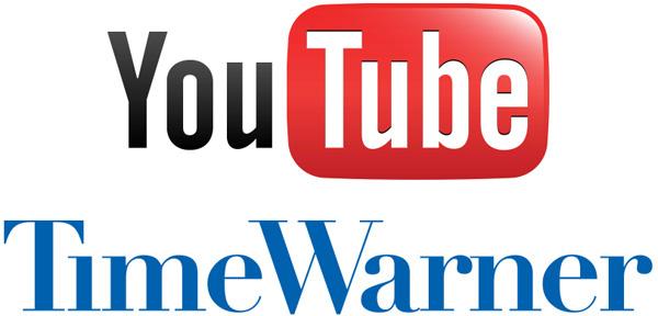 YouTube e TimeWarner