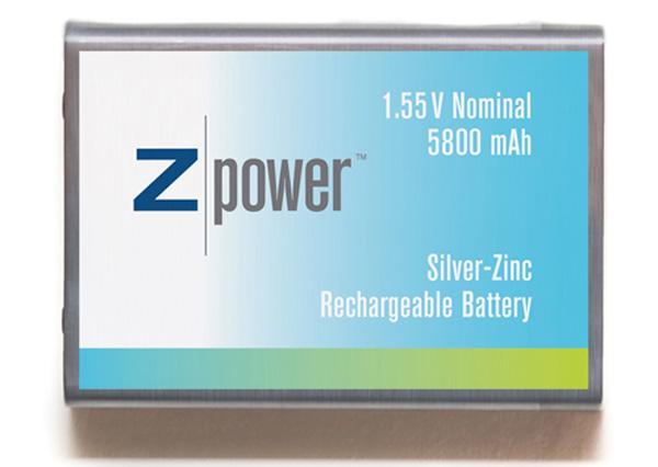 Batteria argento-zinco ZPower sui MacBook Pro 17