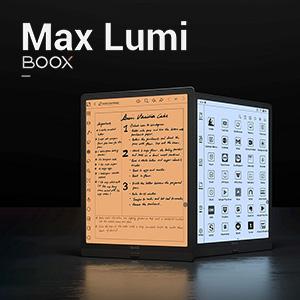 Onyx Boox Max Lumi su Amazon