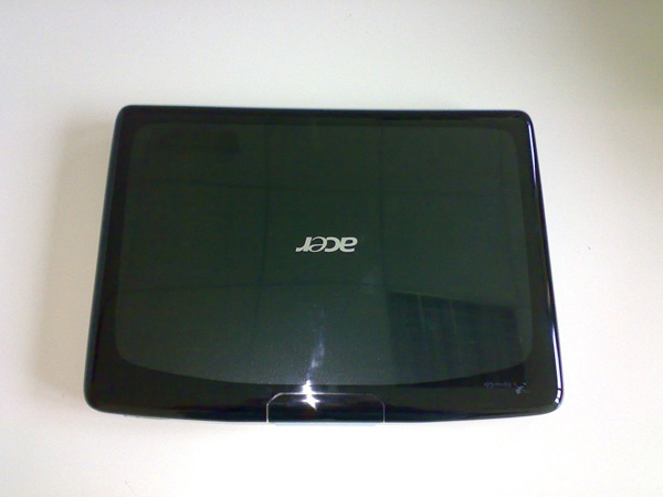 Acer Aspire 5920, cover